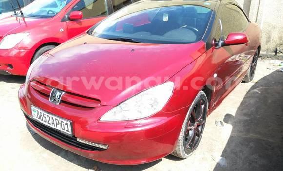 Acheter Voiture Peugeot 308 Rouge à Bandalungwa en Kinshasa
