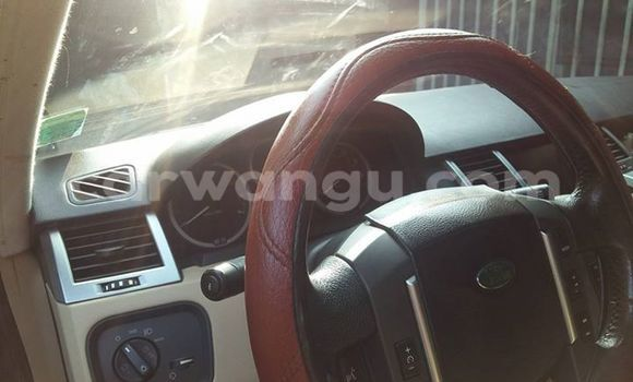 Acheter Voiture Land Rover Range Rover Sport Noir à Bandalungwa en Kinshasa