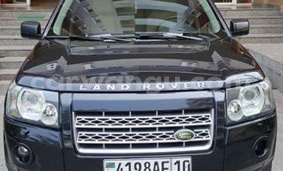 Acheter Voiture Land Rover Freelander Noir à Bandalungwa en Kinshasa
