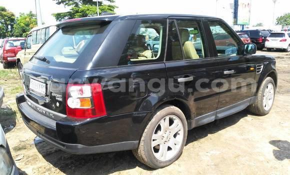 Acheter Voiture Land Rover Range Rover Noir à Kalamu en Kinshasa