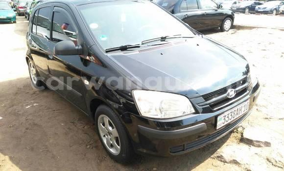 Acheter Voiture Hyundai Getz Noir en Kalamu