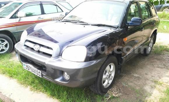 Acheter Voiture Hyundai Sonata Bleu en Limete