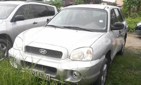 Acheter Voiture Hyundai Santa Fe Gris en Limete