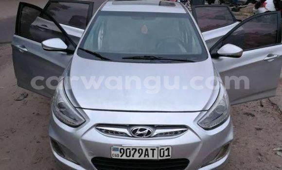 Acheter Voiture Hyundai Accent Gris en Bandalungwa