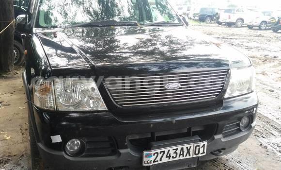 Acheter Voiture Ford Explorer Noir à Kalamu en Kinshasa