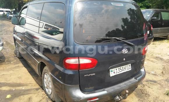 Acheter Voiture Hyundai Santa Fe Bleu en Bandalungwa