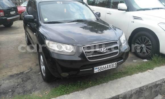Acheter Voiture Hyundai Santa Fe Noir en Limete
