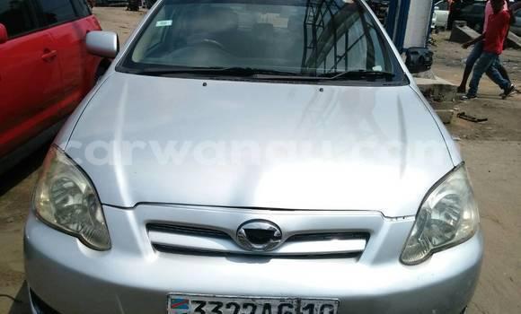 Acheter Voiture Toyota Allex Gris à Kalamu en Kinshasa