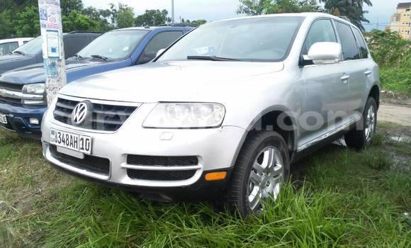 Acheter Voiture Volkswagen Touareg Gris à Limete en Kinshasa
