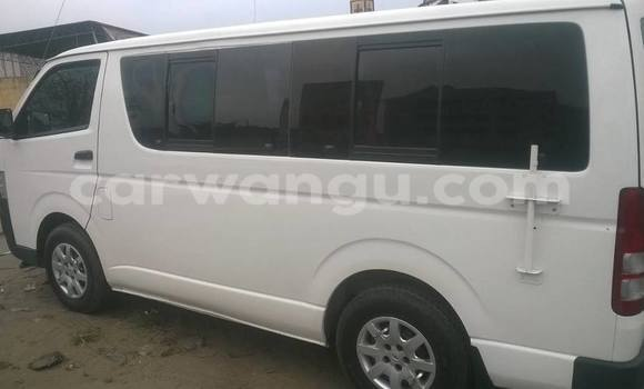 Acheter Voiture Toyota Hiace Noir à Kinshasa en Kinshasa