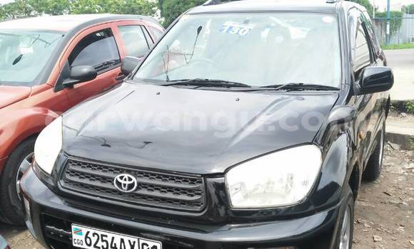 Acheter Voiture Toyota RAV4 Noir en Kalamu