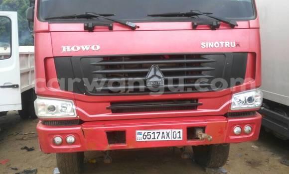 Acheter Utilitaire Sinotruk Howo Rouge à Kalamu en Kinshasa