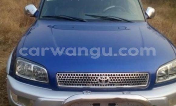 Acheter Voiture Toyota RAV4 Bleu en Bandalungwa