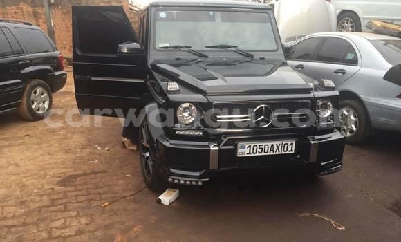 Acheter Voiture Mercedes Benz GL-Class Noir en Gombe