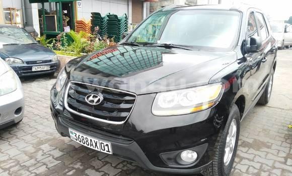 Acheter Voiture Hyundai Santa Fe Noir en Kinshasa