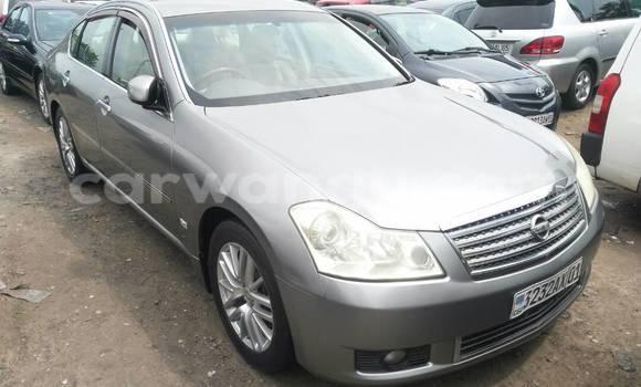 Acheter Voiture Nissan Fuga Gris en Kalamu