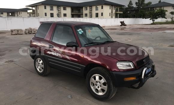 Acheter Voiture Toyota RAV4 Rouge en Gombe