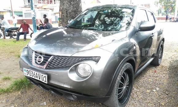 Acheter Voiture Nissan Juke Gris en Bandalungwa