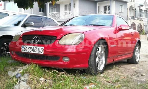 Acheter Voiture Mercedes Benz SLK-Class Rouge en Bandalungwa