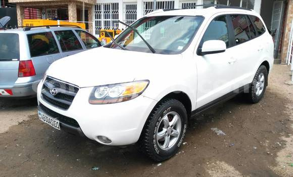 Acheter Voiture Hyundai Santa Fe Blanc en Bandalungwa