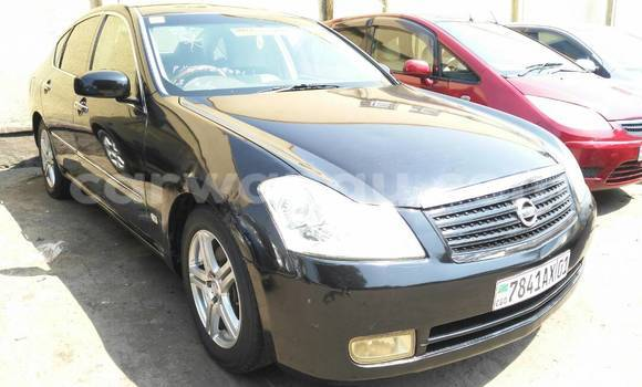 Acheter Voiture Nissan Fuga Noir en Bandalungwa