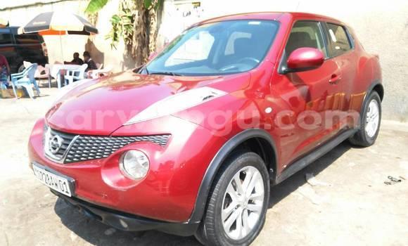 Acheter Voiture Nissan Juke Rouge en Bandalungwa