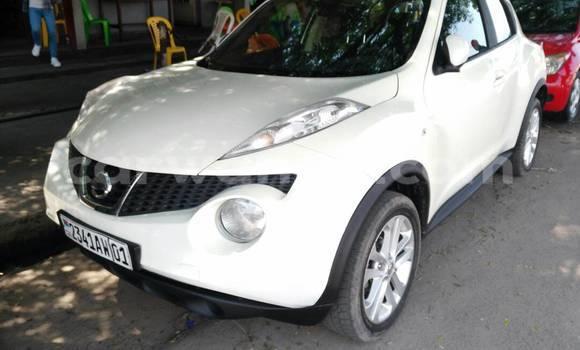 Acheter Voiture Nissan Juke Blanc en Bandalungwa