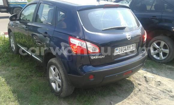 Acheter Voiture Nissan Qashqai Bleu en Bandalungwa