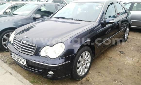 Acheter Voiture Mercedes Benz C-Class Bleu en Kalamu