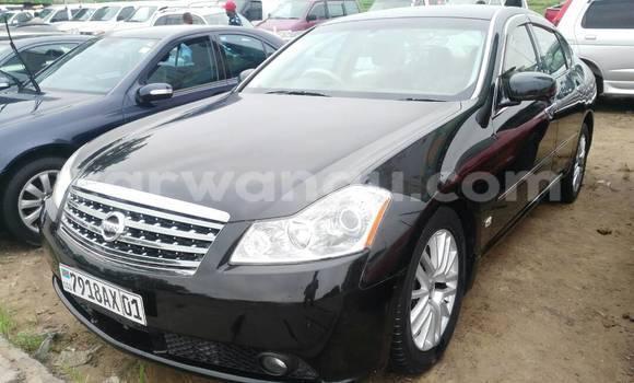 Acheter Voiture Nissan Fuga Noir en Kalamu