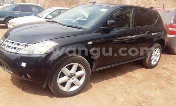 Acheter Voiture Nissan Murano Noir en Bandalungwa
