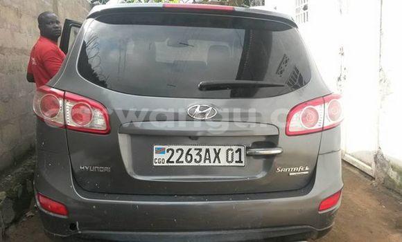 Acheter Voiture Hyundai Santa Fe Gris en Bandalungwa