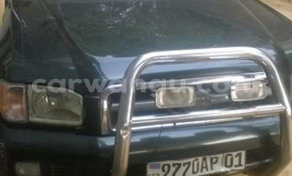 Acheter Voiture Nissan Pathfinder Noir en Bandalungwa