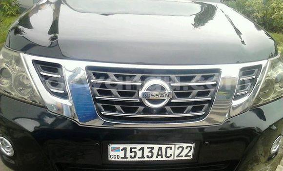 Acheter Voiture Nissan Patrol Noir en Bandalungwa