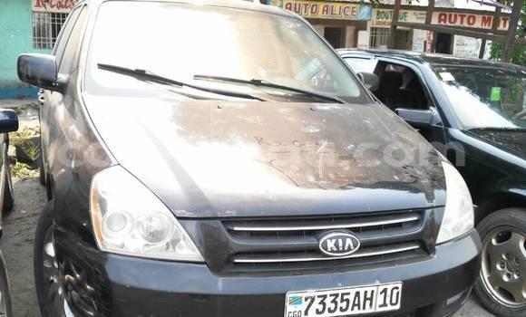 Acheter Voiture Kia Sedona Noir en Lemba