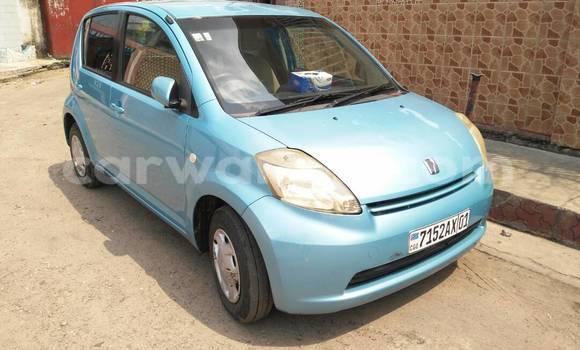 Acheter Voiture Toyota Passo Bleu à Bandalungwa en Kinshasa