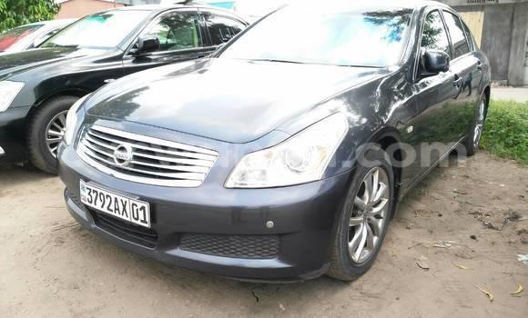 Acheter Voiture Nissan Skyline Gris en Lemba