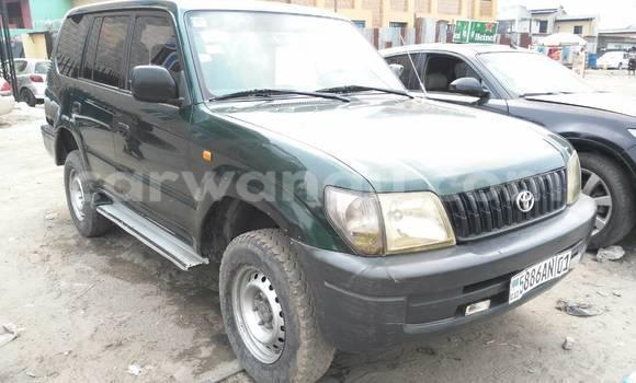 Acheter Voiture Toyota Prado Vert en Lemba
