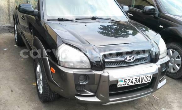 Acheter Voiture Hyundai Tucson Noir en Bandalungwa