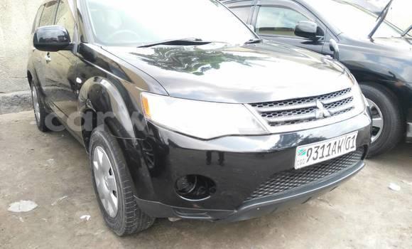 Acheter Voiture Mitsubishi Outlander Noir en Bandalungwa
