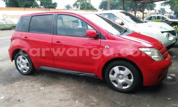 Acheter Voiture Toyota IST Rouge en Bandalungwa