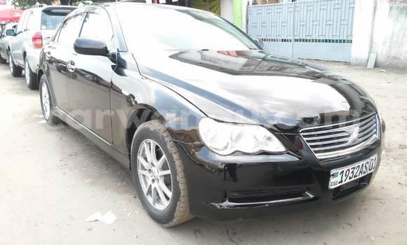 Acheter Voiture Toyota Mark X Noir en Bandalungwa