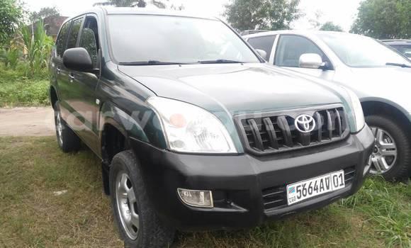 Acheter Voiture Toyota Prado Vert en Limete