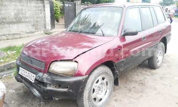 Acheter Voiture Toyota 4Runner Rouge en Makala