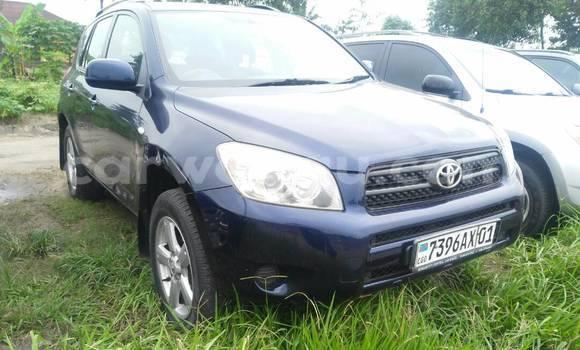 Acheter Voiture Toyota RAV4 Bleu en Limete
