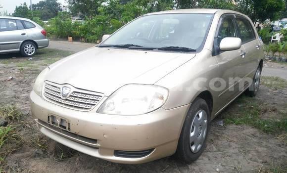 Acheter Voiture Toyota Allex Autre en Limete