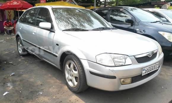 Acheter Voiture Mazda 323 F GLX Gris en Lemba