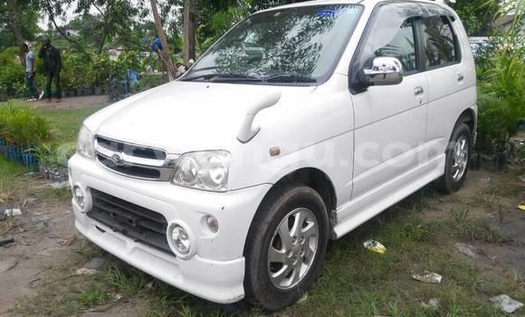 Acheter Voiture Daihatsu Terios Blanc en Limete