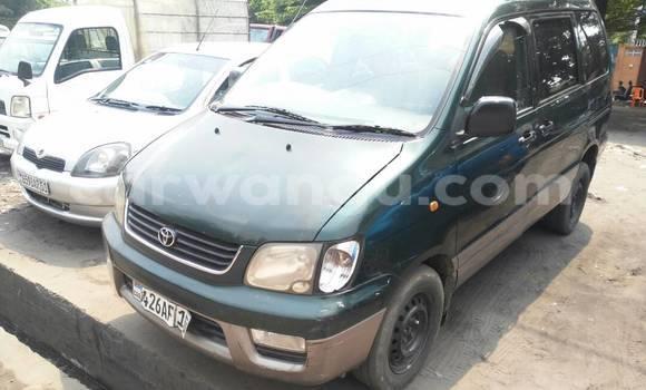 Acheter Voiture Toyota 4Runner Vert en Lemba
