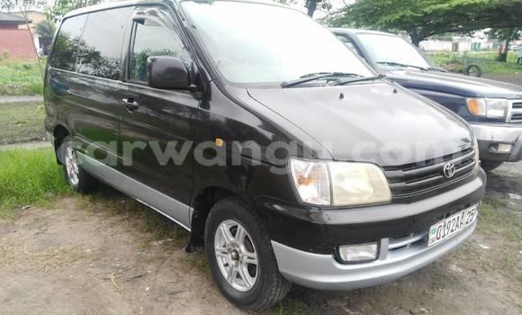 Acheter Voiture Toyota Noah Noir en Limete